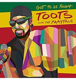 New Vinyl Toots & The Maytals - Got To Be Tough LP