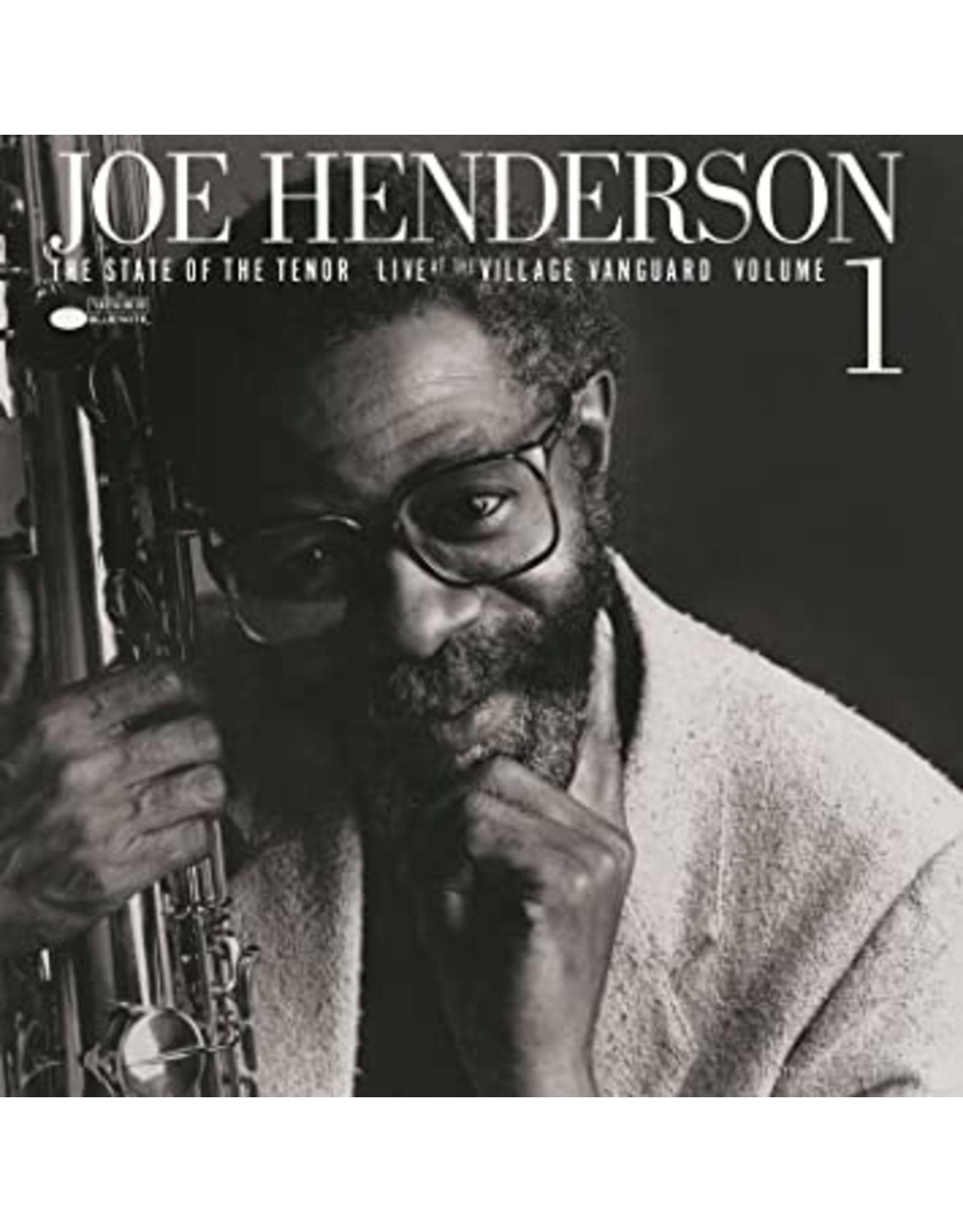 New Vinyl Joe Henderson - State Of The Tenor Vol. 1 LP