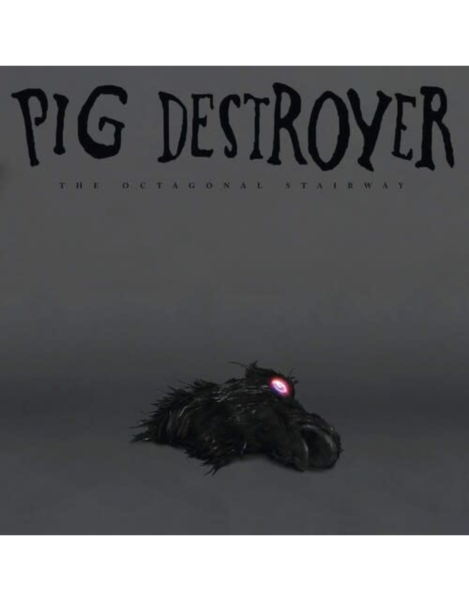 New Vinyl Pig Destroyer - The Octagonal Stairway (Colored) LP