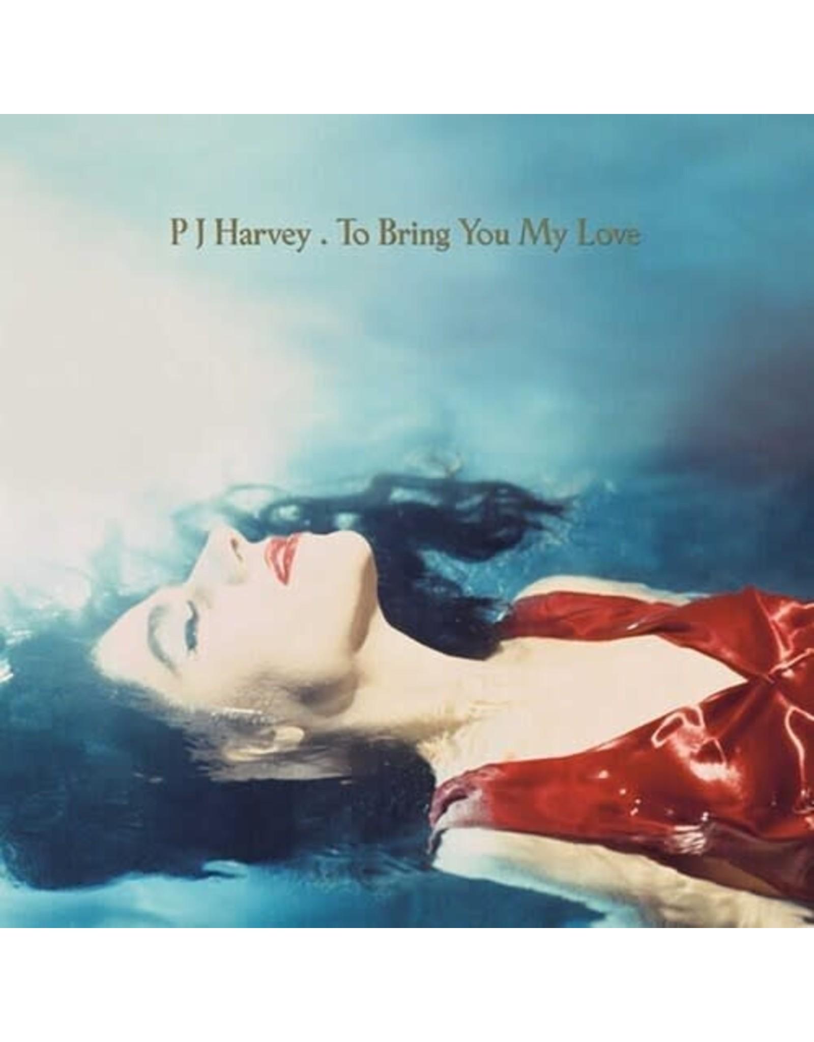 New Vinyl PJ Harvey - To Bring You My Love (Reissue) LP