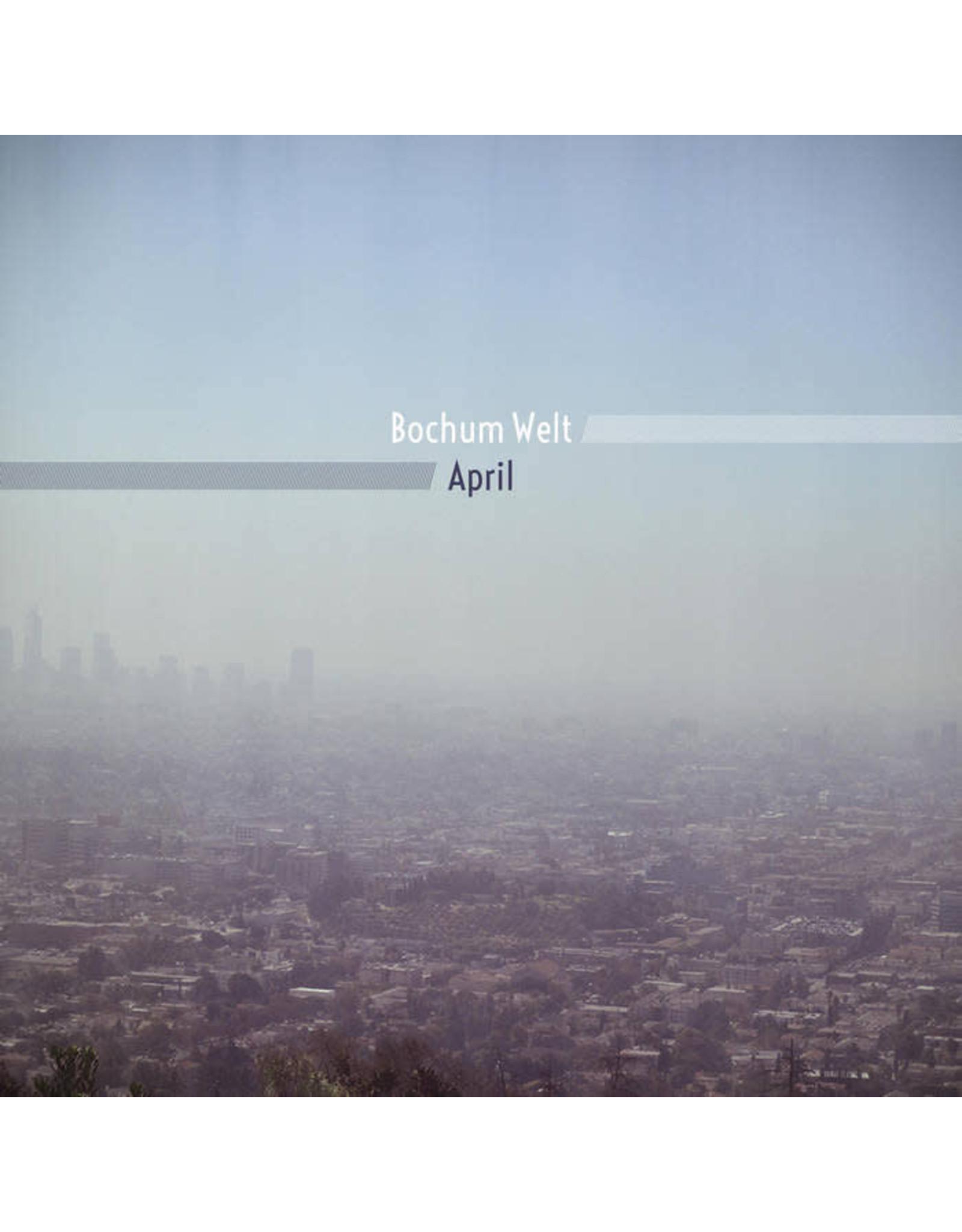 New Vinyl Bochum Welt - April