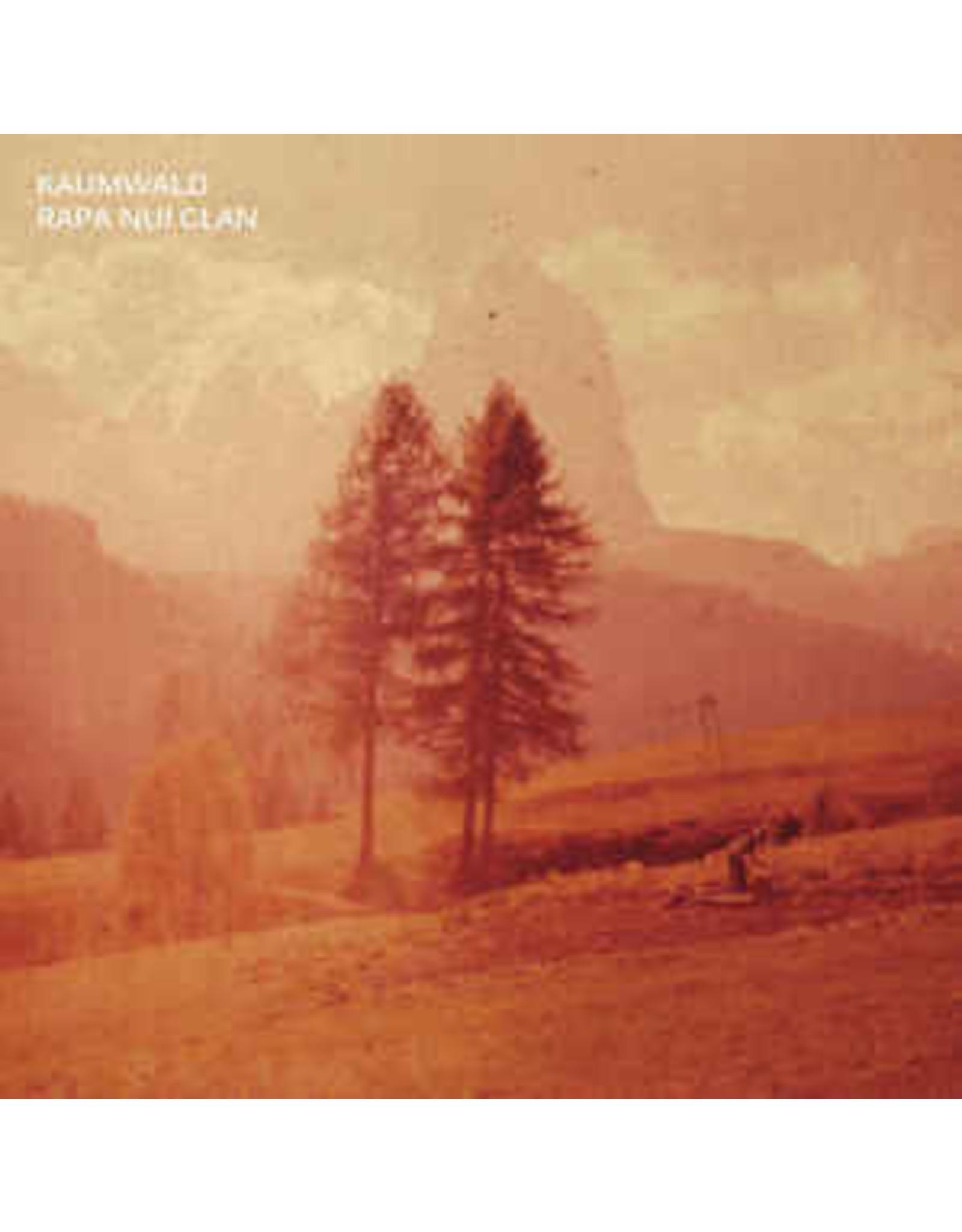 New Vinyl Kaumwald - Rapa Nui Clan LP
