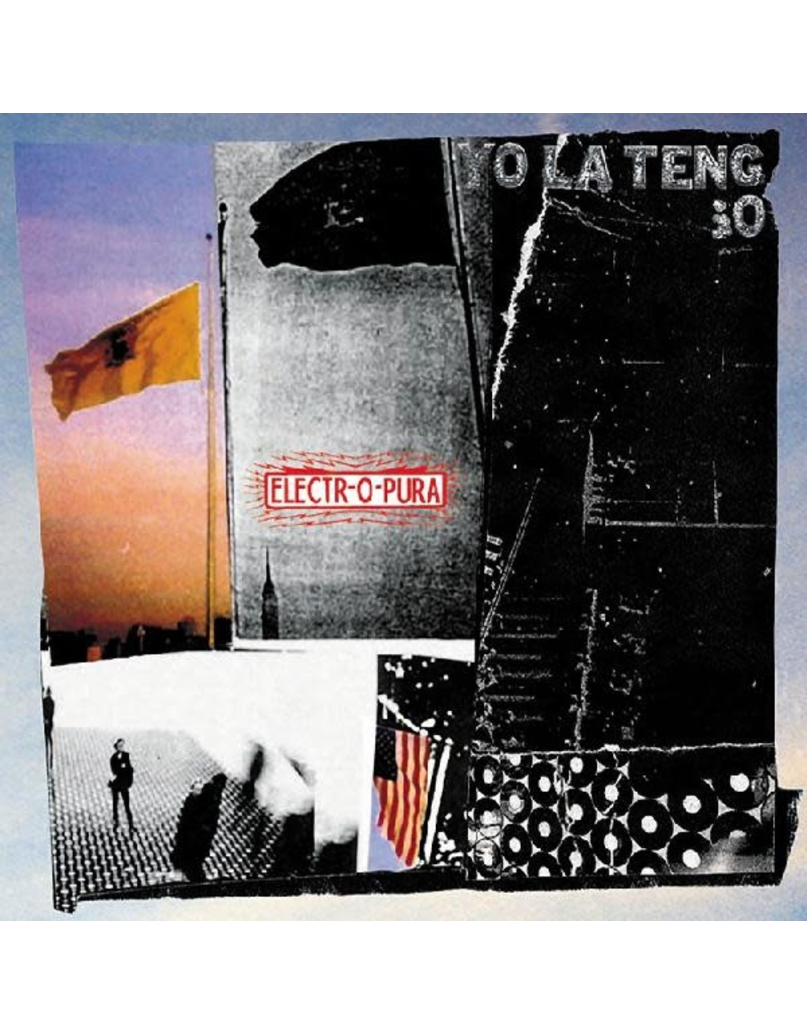 New Vinyl Yo La Tengo - Electr-O-Pura 2LP