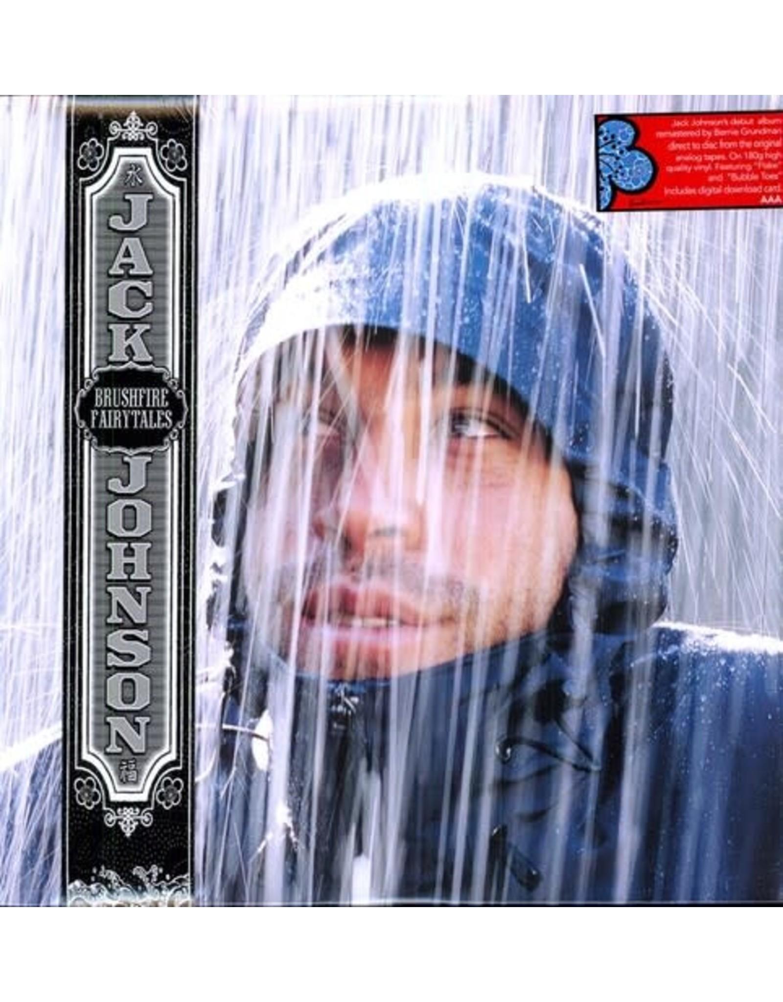 New Vinyl Jack Johnson - Brushfire Fairytales (20th Anniversary) LP