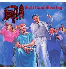 New Vinyl Death - Spiritual Healing (Colored) LP