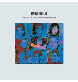 New Vinyl Blonde Redhead - Melody of Certain Damaged Lemons (20th Anniversary, Colored) LP