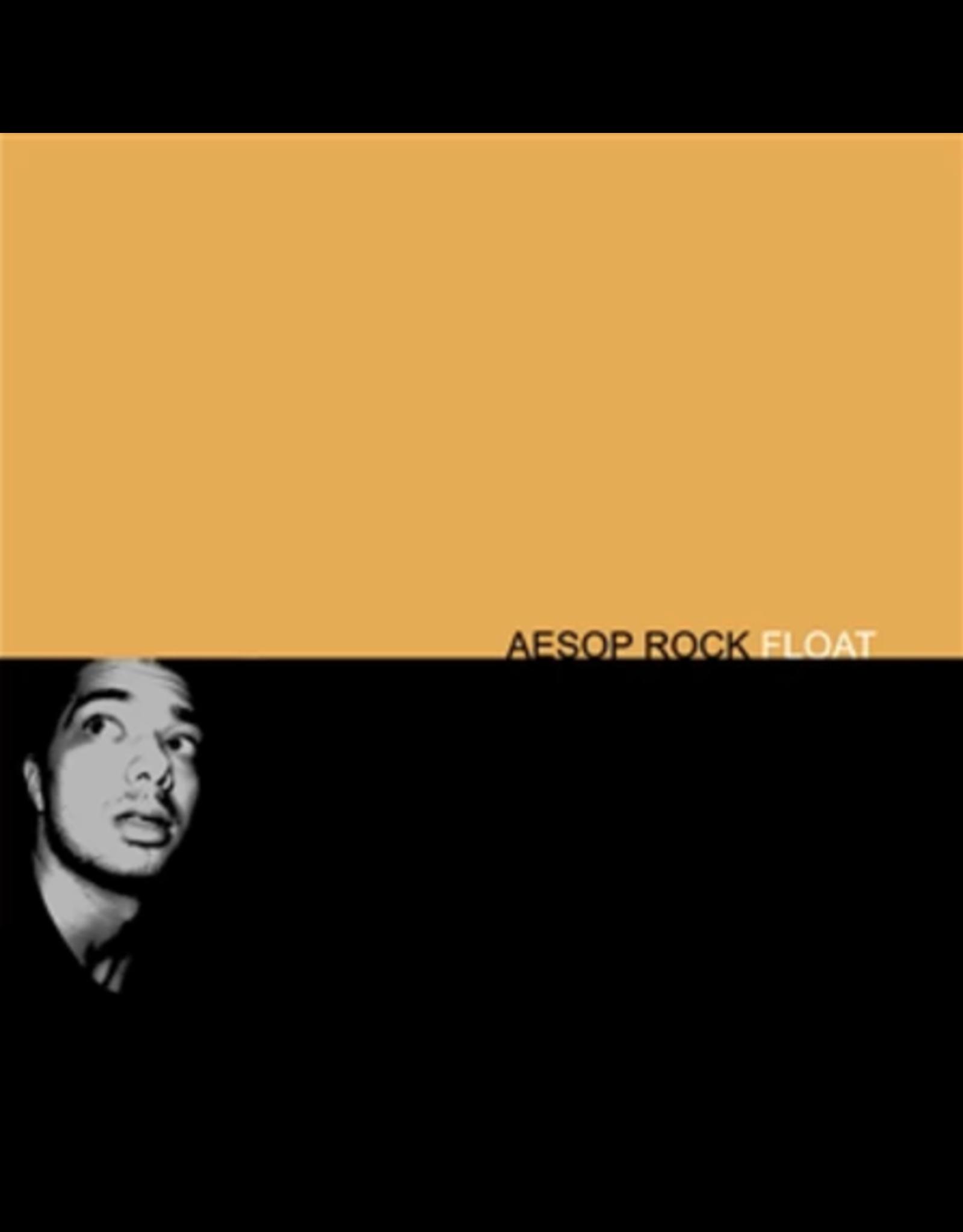 New Vinyl Aesop Rock - Float (20th Anniversary, Colored) 2LP