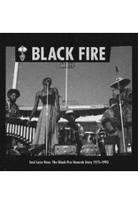 New Vinyl Various - BLACK FIRE Soul Love Now: The Black Fire Records Story 1975-1993 2LP