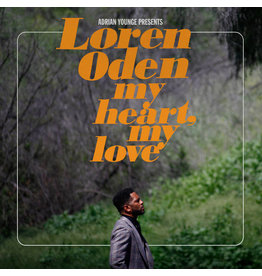 New Vinyl Adrian Younge Presents Loren Oden - My Heart, My Love LP