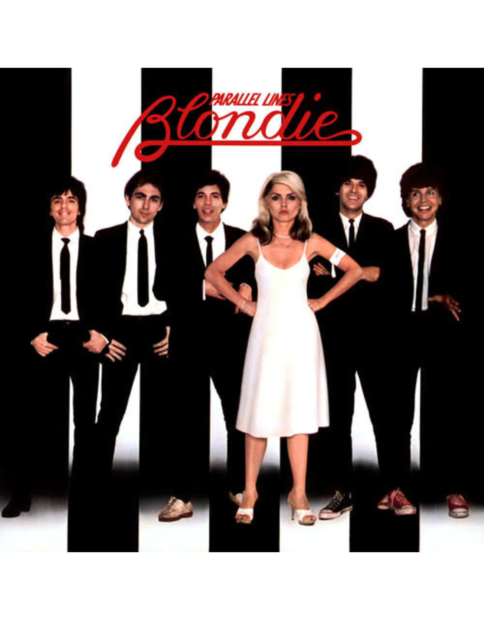 New Vinyl Blondie - Parallel Lines LP