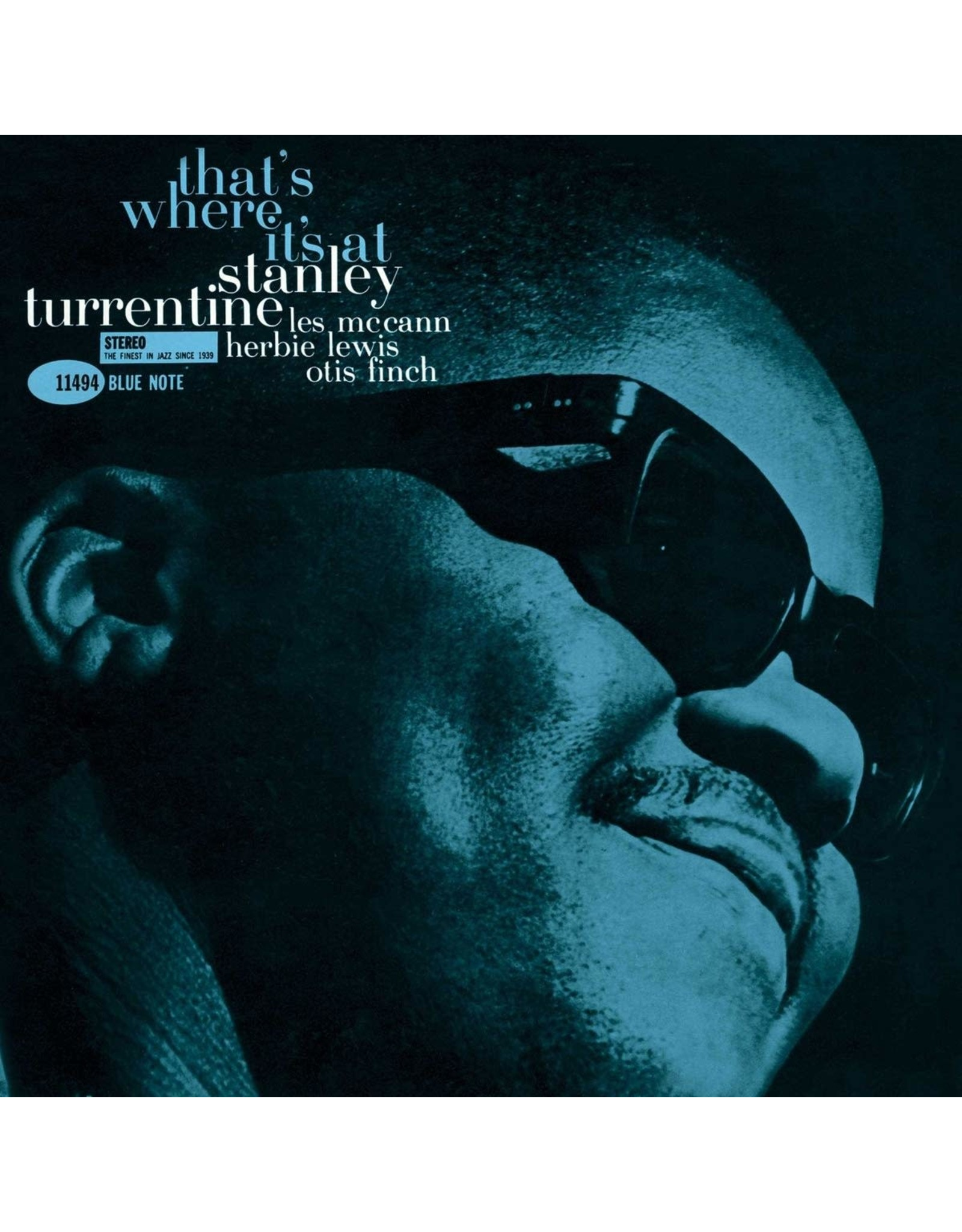 New Vinyl Stanley Turrentine - That's Where It's At (Blue Note Tone Poet Series) LP