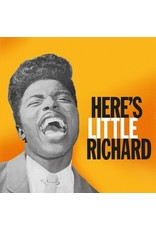 New Vinyl Little Richard - Here's Little Richard LP