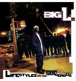New Vinyl Big L - LIfestylez Ov Da Poor & Dangerous 2LP