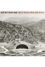 New Vinyl Dave Matthews Band - Live At The Hollywood Bowl 09.10.18 5LP Box