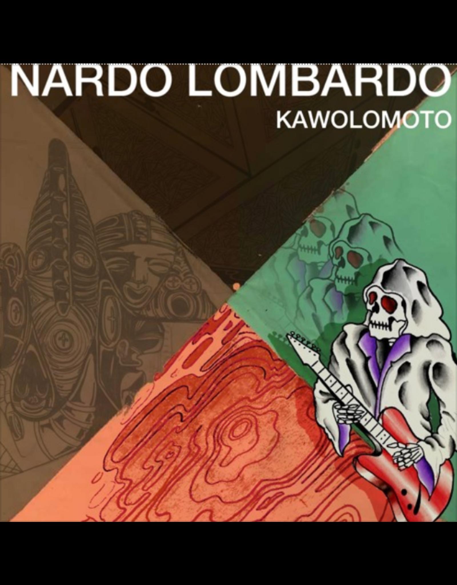 New Vinyl Nardo Lombardo - Kawolomoto LP
