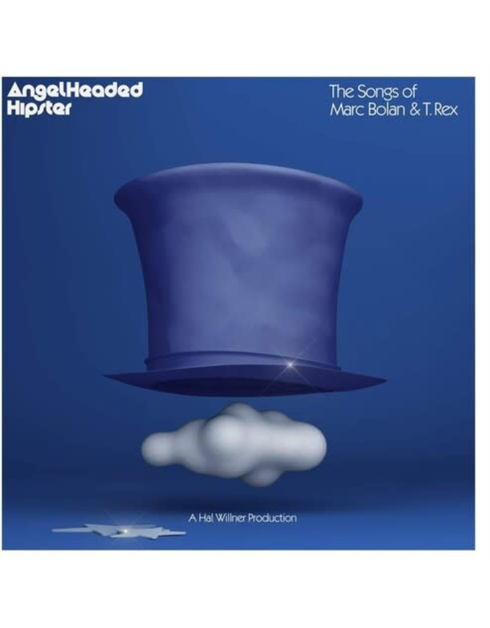 New Vinyl Various - Angelheaded Hipster: The Songs Of Marc Bolan & T. Rex 2LP