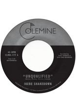 """New Vinyl Ikebe Shakedown - Unqualified (Colored) 7"""""""