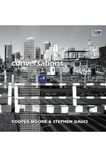 New Vinyl Cooper-Moore & Stephen Gauci - Conversations Vol. 1 LP