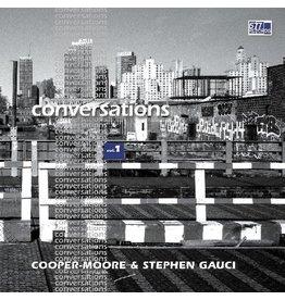 New Vinyl Cooper-Moore & Stephen Gauci - Conversations Vol. 1 LP