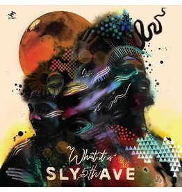 New Vinyl Sly5thAve - What It Is 2LP