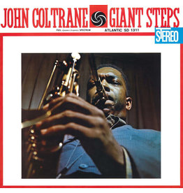 New Vinyl John Coltrane - Giant Steps (60th Anniversary Deluxe Edition) 2LP