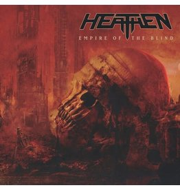 New Vinyl Heathen - Empire Of The Blind (Colored) 2LP