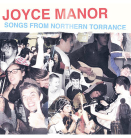 New Vinyl Joyce Manor - Songs From Northern Torrance (Colored) LP