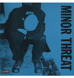 New Vinyl Minor Threat - First Two 7's 12""