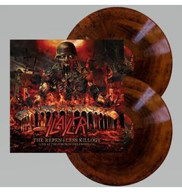 New Vinyl Slayer - The Repentless Killogy: Live At The Forum (Colored) 2LP