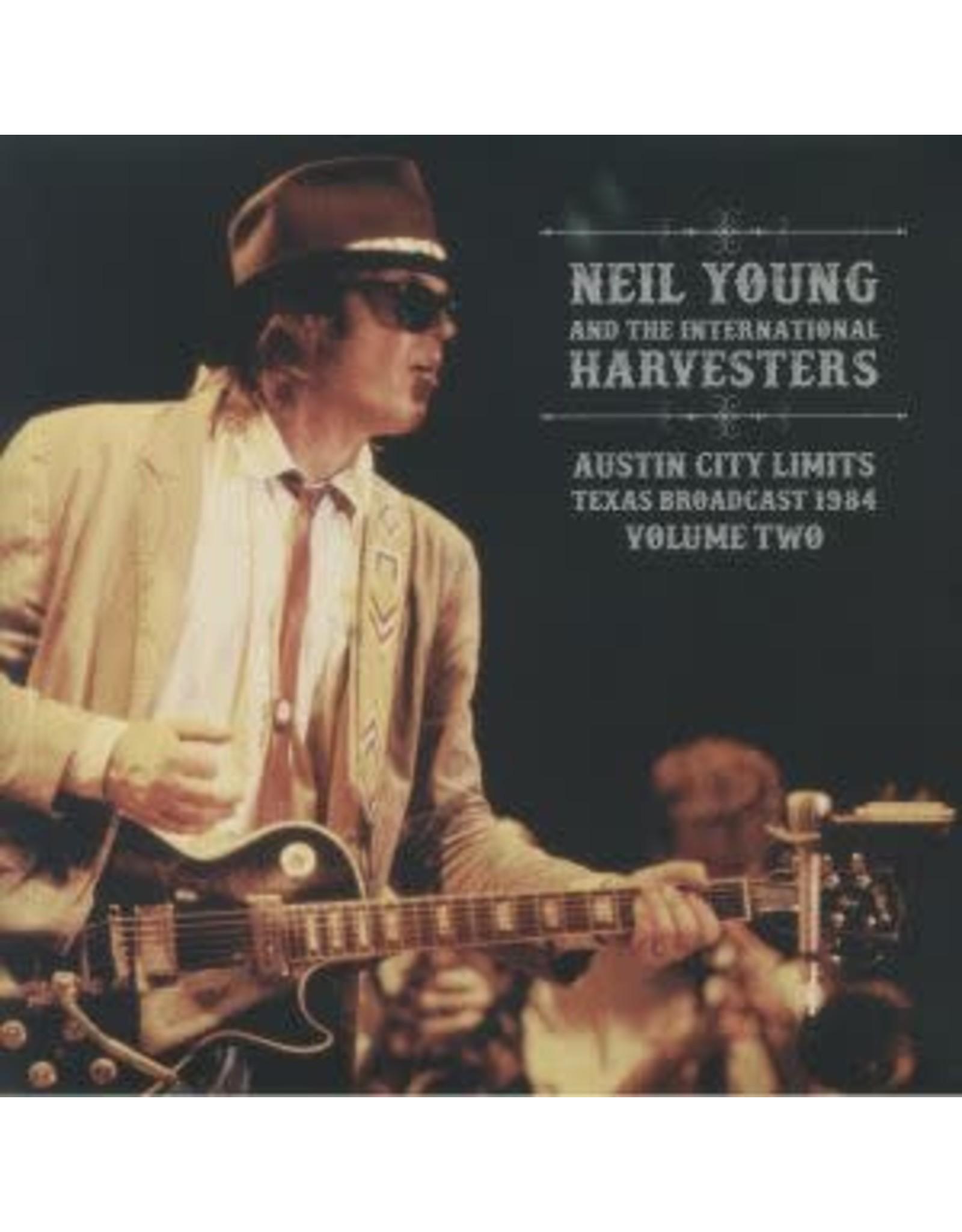 New Vinyl Neil Young & The International Harvesters - Austin City Limits Texas Braodcast 1984 Vol. 1 2LP