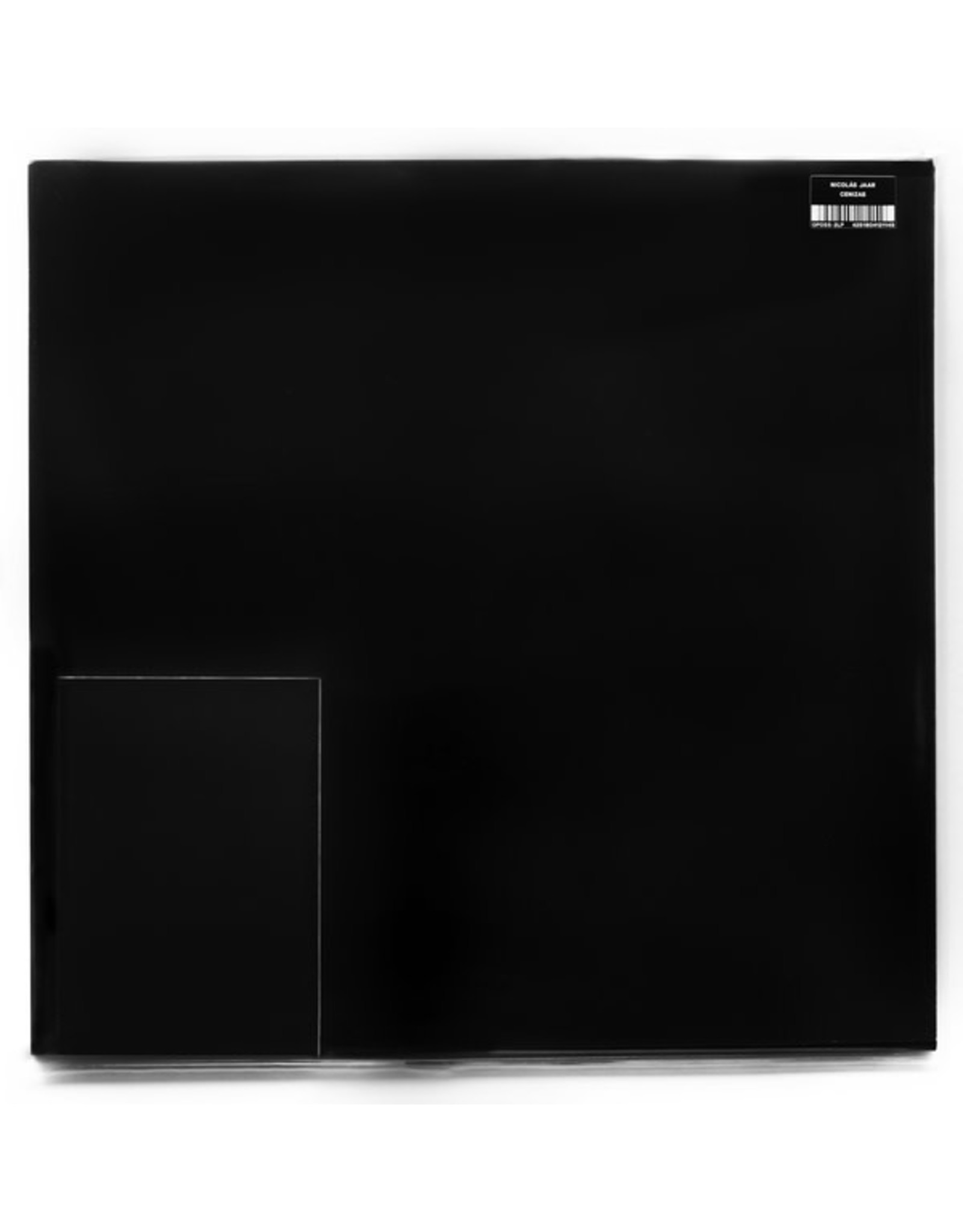 New Vinyl Nicolas Jaar - Cenizas (Sound Edition) 2LP+Book