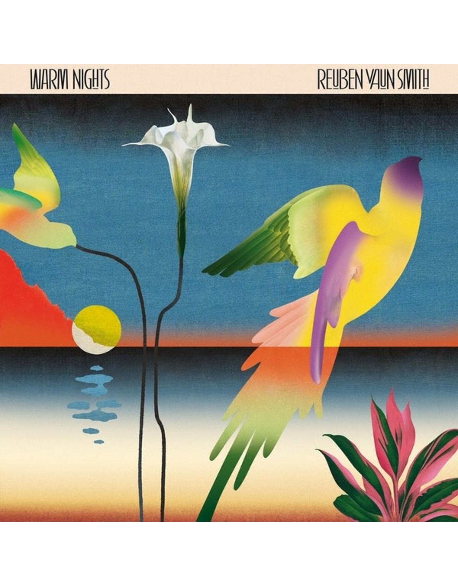 New Vinyl Reuben Vaun Smith - Warm Nights LP