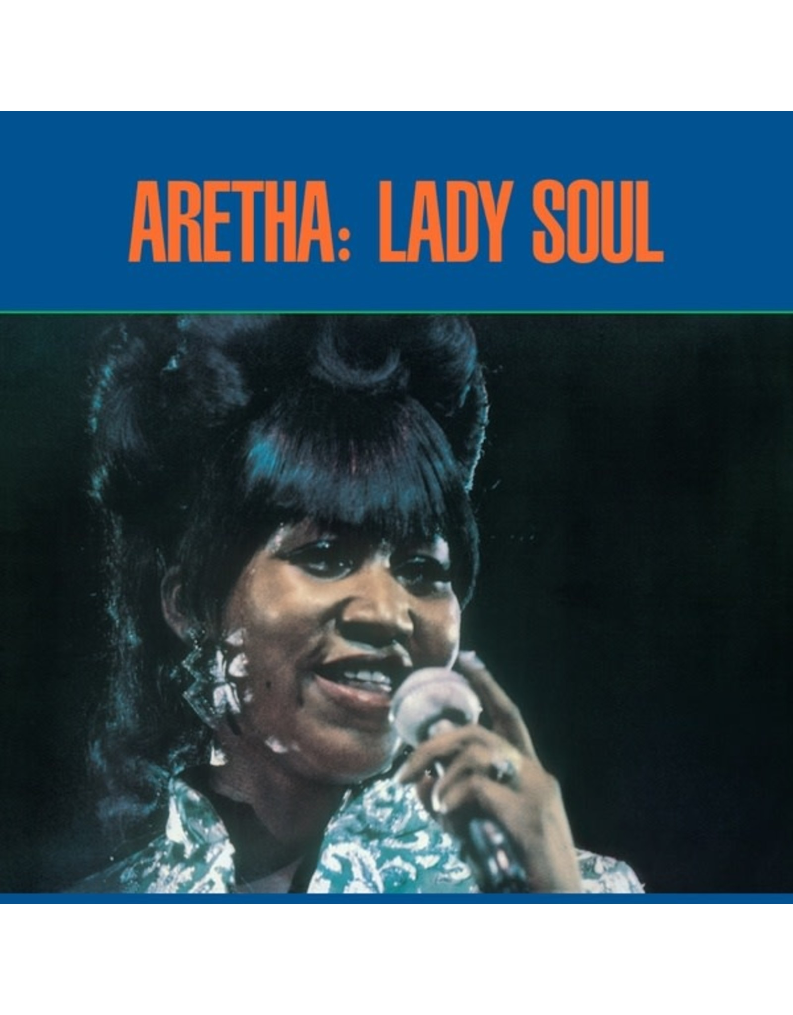New Vinyl Aretha Franklin - Lady Soul LP