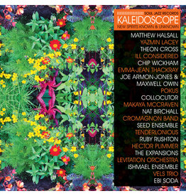 """New Vinyl Soul Jazz Records presents - Kaleidoscope: New Spirits Known And Unknown 3LP+7"""""""