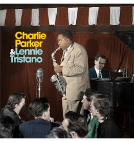 New Vinyl Charlie Parker With Lennie Tristano - S/T (Colored) LP