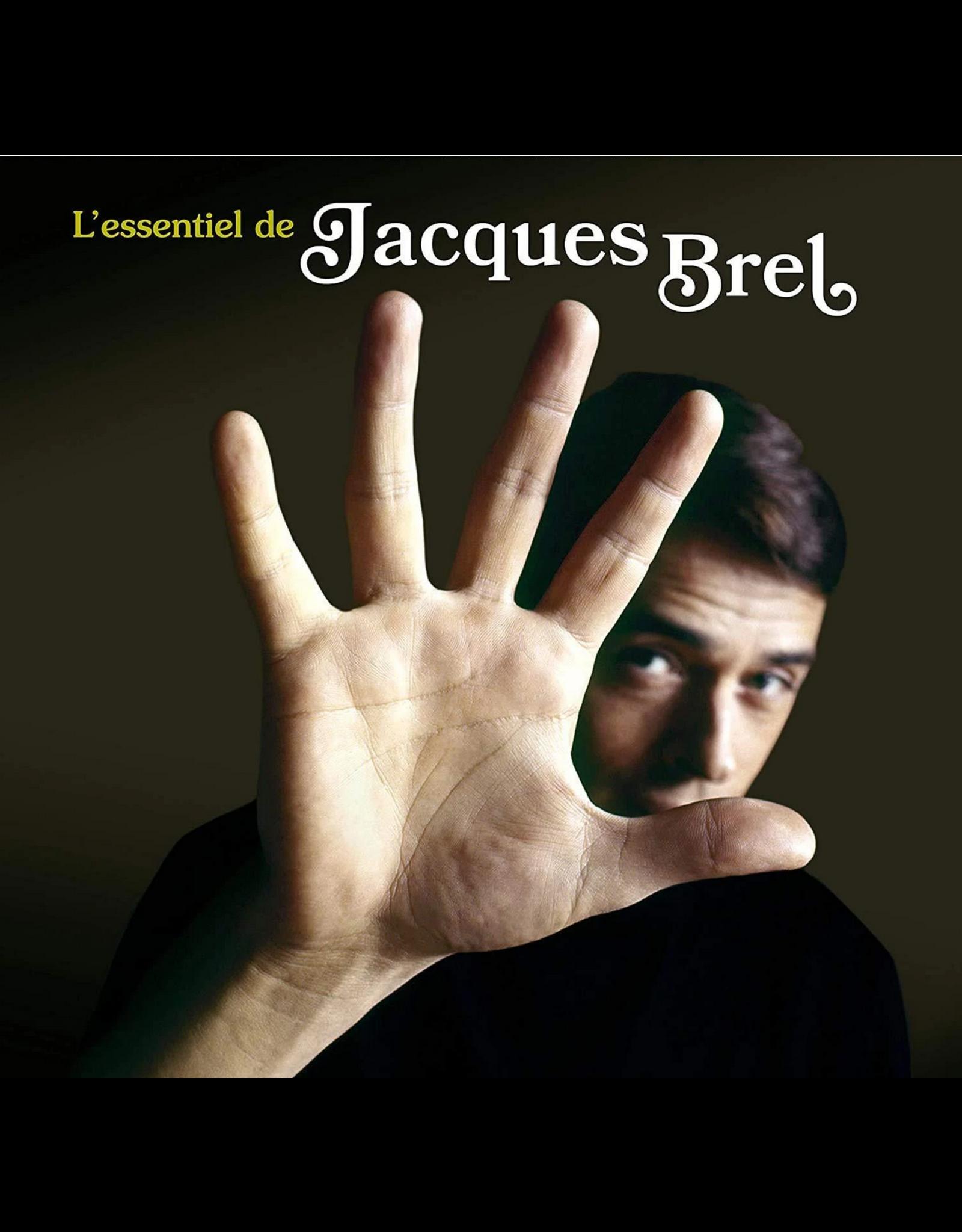 New Vinyl Jaques Brel - L'Essentiel De Jacques Brel LP