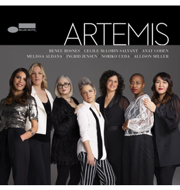 New Vinyl Artemis - S/T LP
