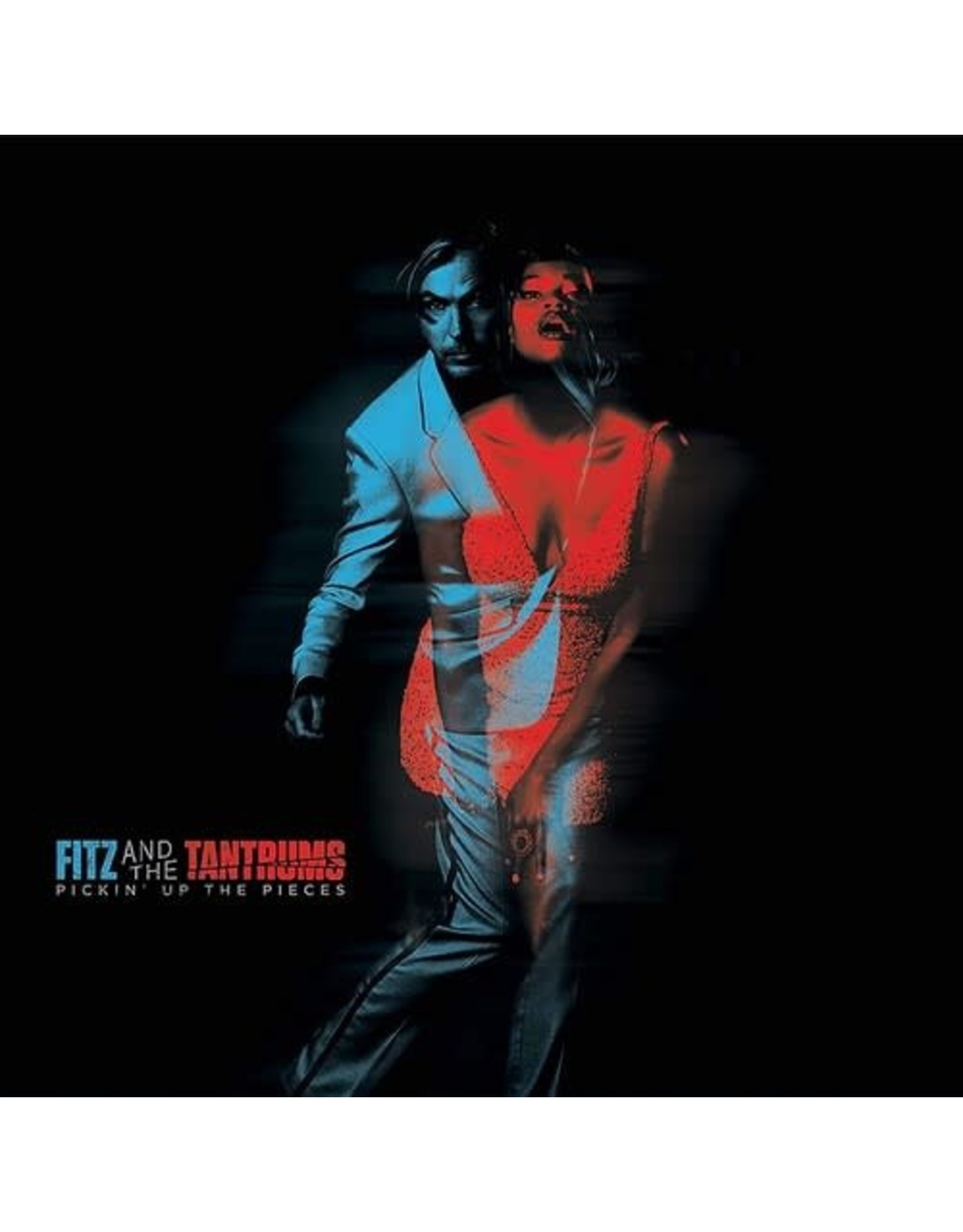 New Vinyl Fitz & The Tantrums - Pickin' Up The Pieces (Colored) LP