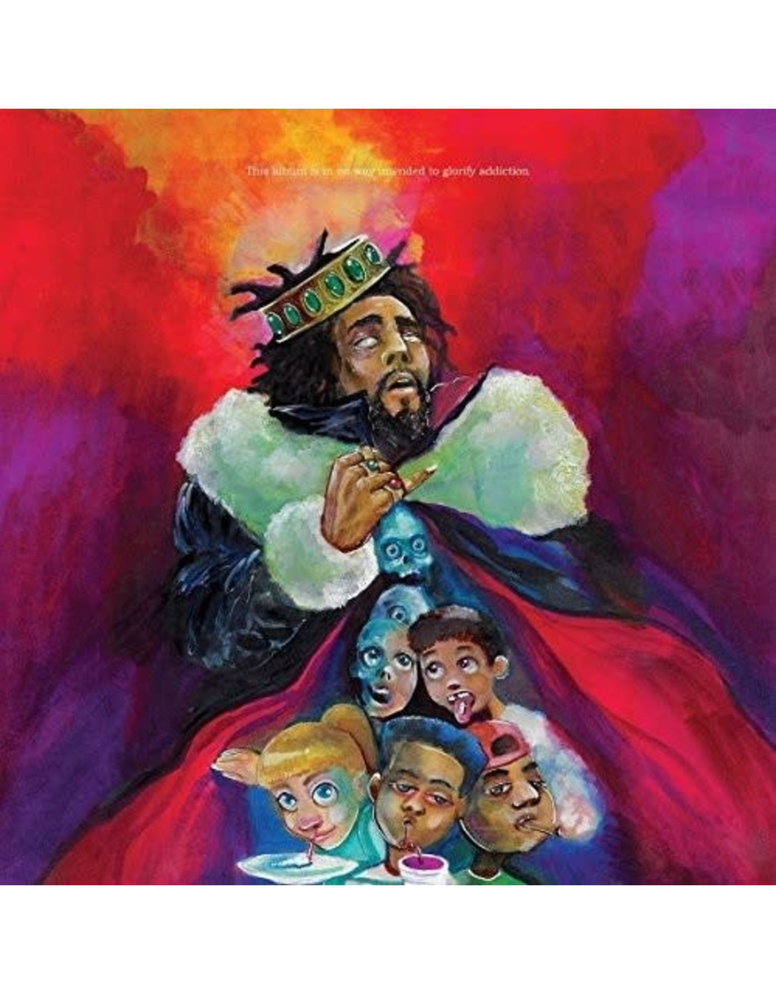 New Vinyl J. Cole - KOD LP