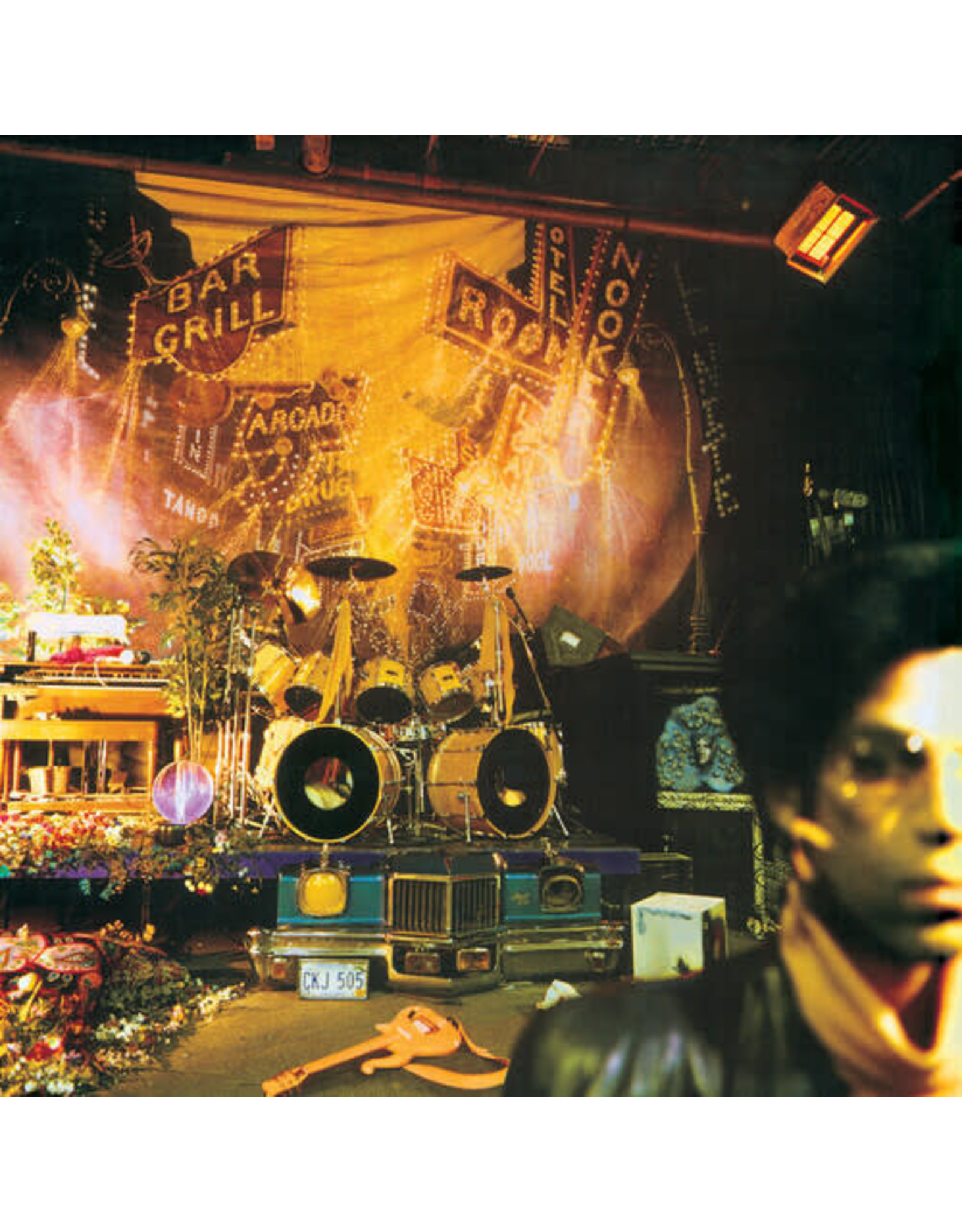 New Vinyl Prince - Sign O The Times (2020 Remaster, Colored) 2LP