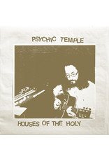 New Vinyl Psychic Temple - Houses Of The Holy 2LP