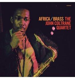New Vinyl John Coltrane Quartet - Africa/Brass (Colored) LP