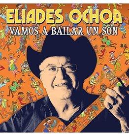 New Vinyl Eliades Ochoa - Vamos A Bailar Un Son LP