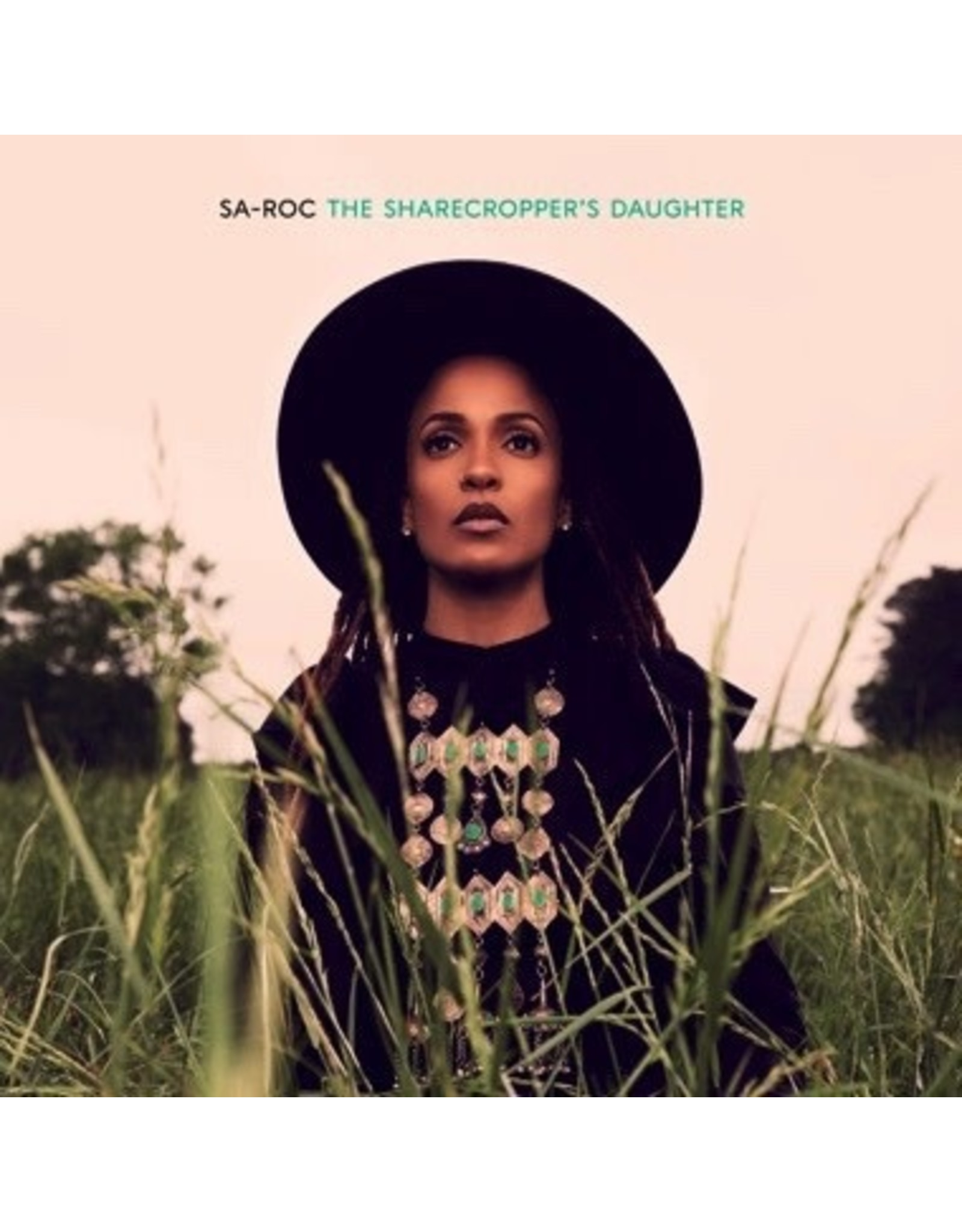 New Vinyl Sa-Roc - The Sharecropper's Daughter 2LP