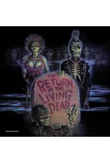 New Vinyl Various - Return Of The Living Dead OST (Clear/Splatter) LP