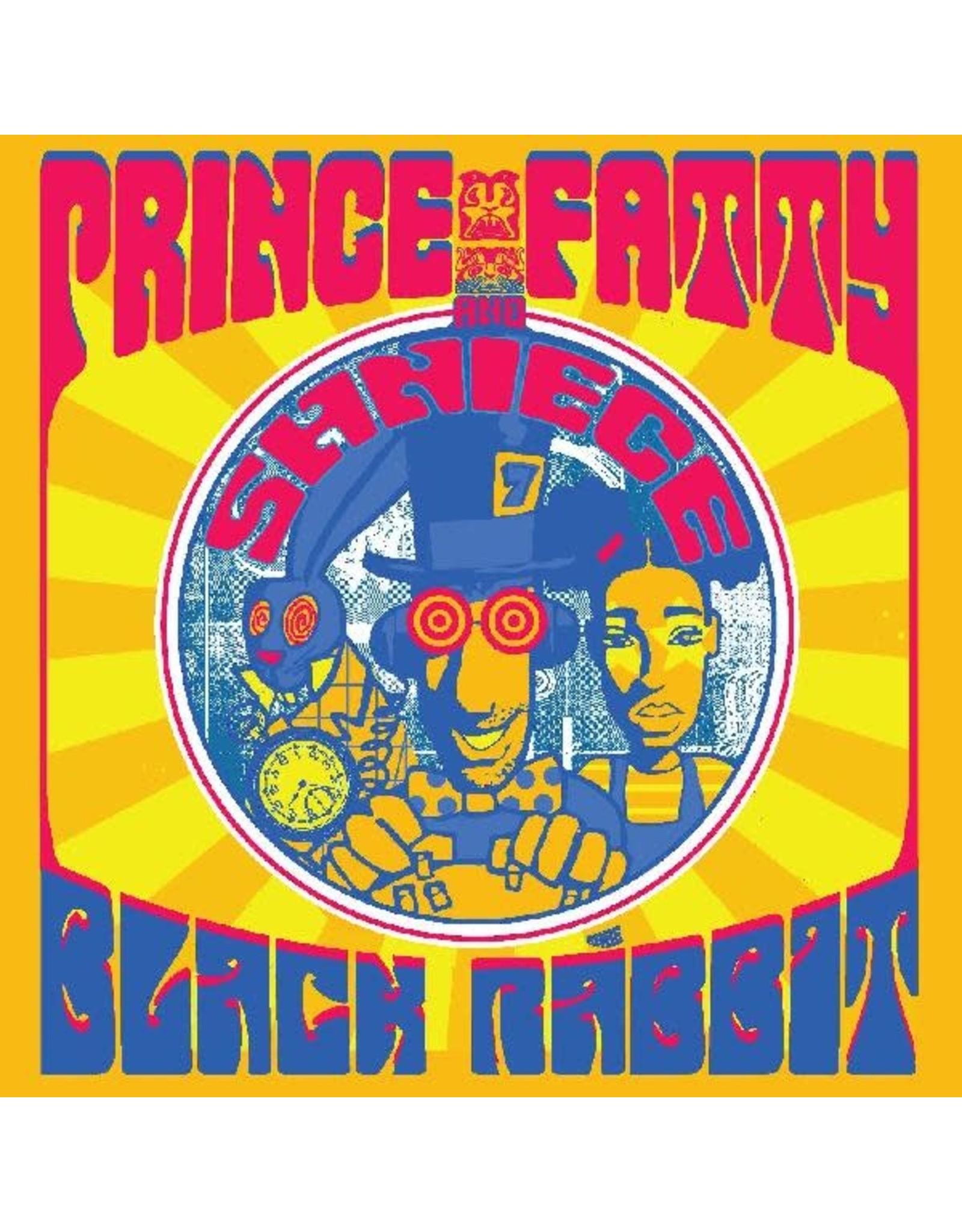 "New Vinyl Prince Fatty and Shniece McMenamin - Black Rabbit 7"""