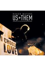 New Vinyl Roger Waters - Us + Them 3LP