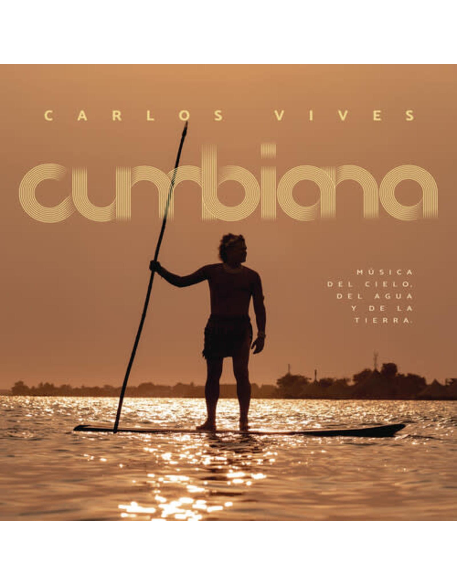 New Vinyl Carlos Vives - Cumbiana LP