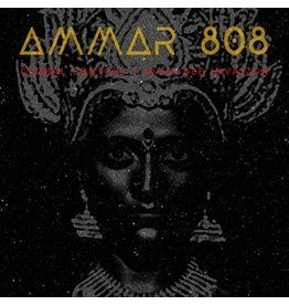 New Vinyl Ammar 808 - Global Control / Invisible Invasion LP