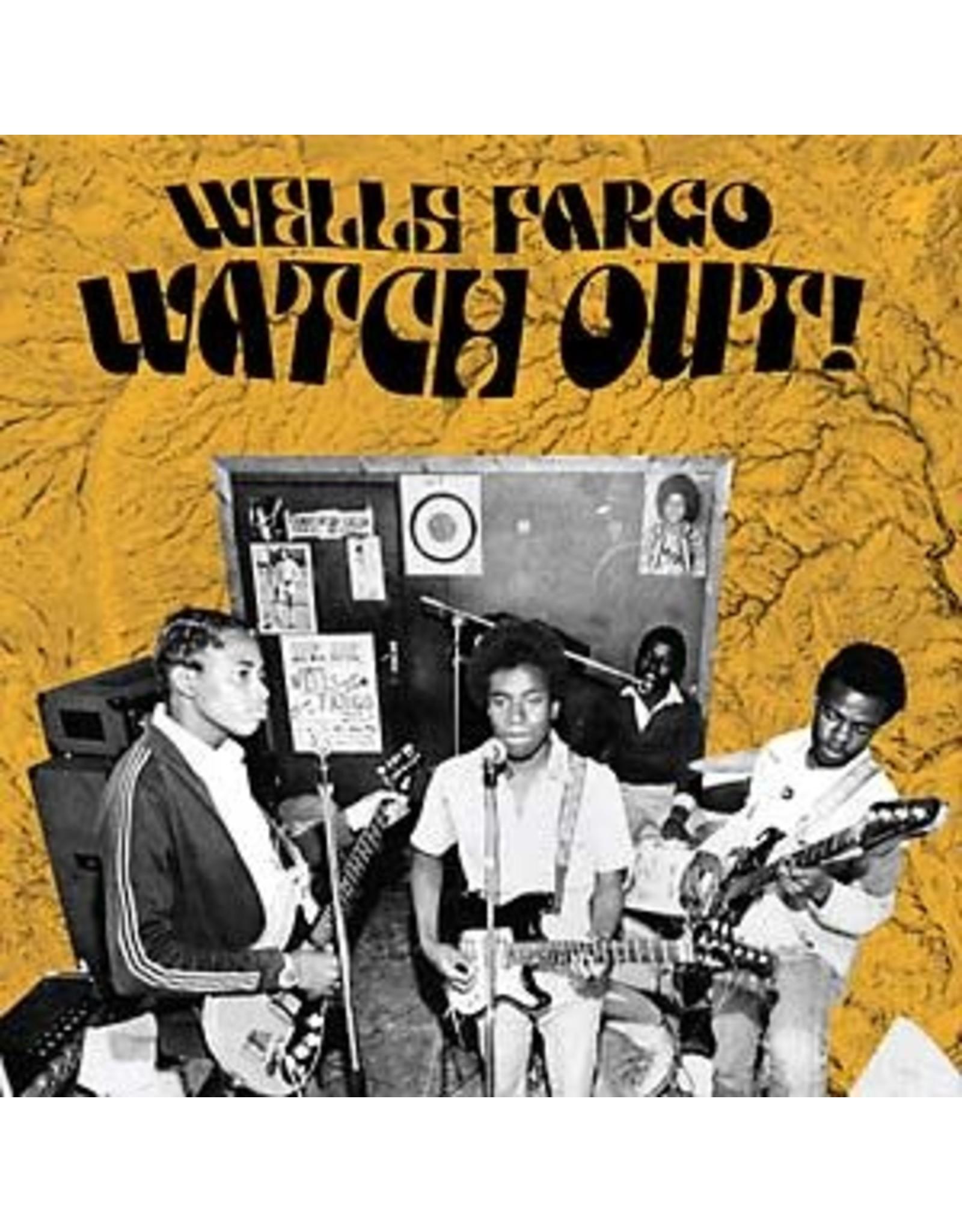 New Vinyl Wells Fargo - Watch Out LP